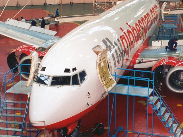 Aerostar Bacău: În ultimii ani, producţia noastră de butelii a fost foarte mică, sub 2% din cifra de afaceri