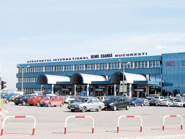 Traficul Aeroportului Otopeni a ajuns la 2,76 milioane de pasageri în T1/2018, în creştere cu 6%