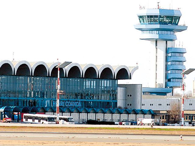 Revine haosul în organizarea taxiurilor pe aeroportul Henri Coandă (Otopeni)