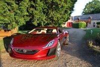 Grupul german Porsche preia o participaţie în cadrul producătorului croat de autovehicule sport Rimac