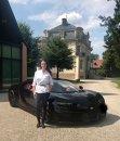 Cel mai scump automobil livrat de un dealer din România: un bulgar a cumpărat un Bugatti de 2,6 mil. euro