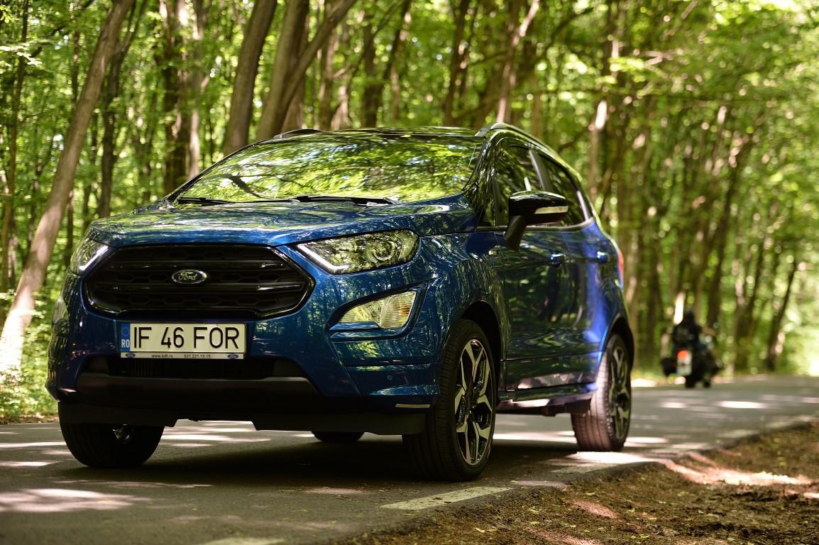 Ford România a ajuns la un pas de 100.000 de maşini asamblate la Craiova, iar piaţa auto îşi continuă sprintul