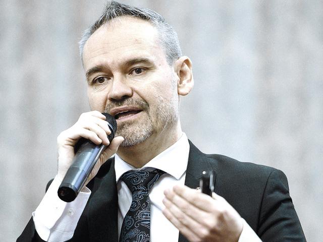 Attila Szabo, Ford: Şi autorităţile se interesează de EcoSport, dar până acum nu am livrat nicio flotă