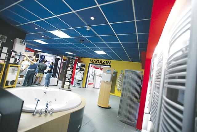 Perini a avut afaceri mai mici cu 7% la Romstal, dar şi-a dublat profitul, la 4,6 milioane de euro