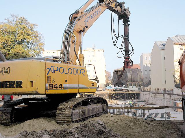 Cojocaru: Avem finanţare completă pentru birourile The Landmark. Investiţia totală este de 55 mil. euro