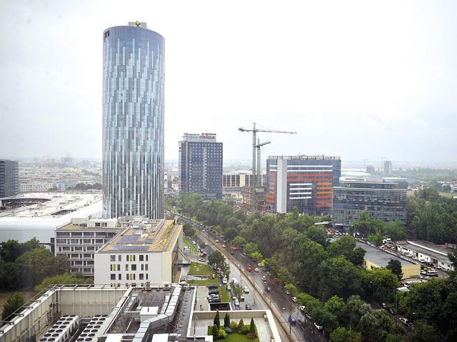 """Turnul de birouri Sky Tower a primit 10 mil. € de la acţionar. """"Vom anunţa investiţia la momentul oportun"""""""