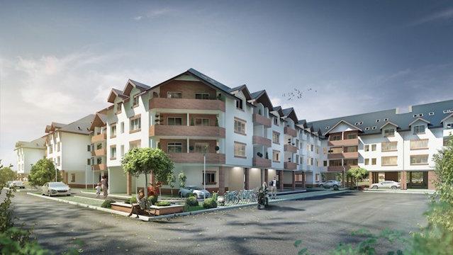 British Romanian Investment Partnership investeşte 10 milioane euro în New Residence Bucureşti, al doilea ansamblu rezidenţial dezvoltat în România