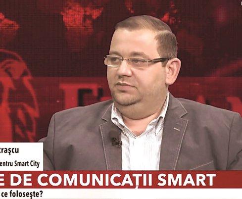 """VIDEO ZF Live. Eduard Dumitraşcu, preşedintele Asociaţiei Române pentru Smart City şi Mobilitate: """"Bucureştiul primeşte cel mult nota 5 la capitolul smart city. În Alba Iulia avem însă cel mai dezvoltat program de acest tip"""""""