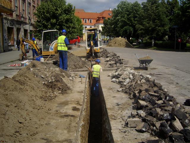 Judeţul Vrancea primeşte o finanţare de 245 mil. euro din fonduri europene pentru extinderea şi modernizarea sistemului de apă şi canalizare