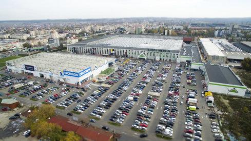 Proprietarii mallului Electroputere Parc vor aduce retailerul de mobilă Kika la Craiova şi intră şi pe piaţa birourilor