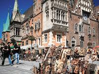 Gigantul imobiliar european Unibail-Rodamco deschide un nou centru de shopping în Wroclaw, Polonia