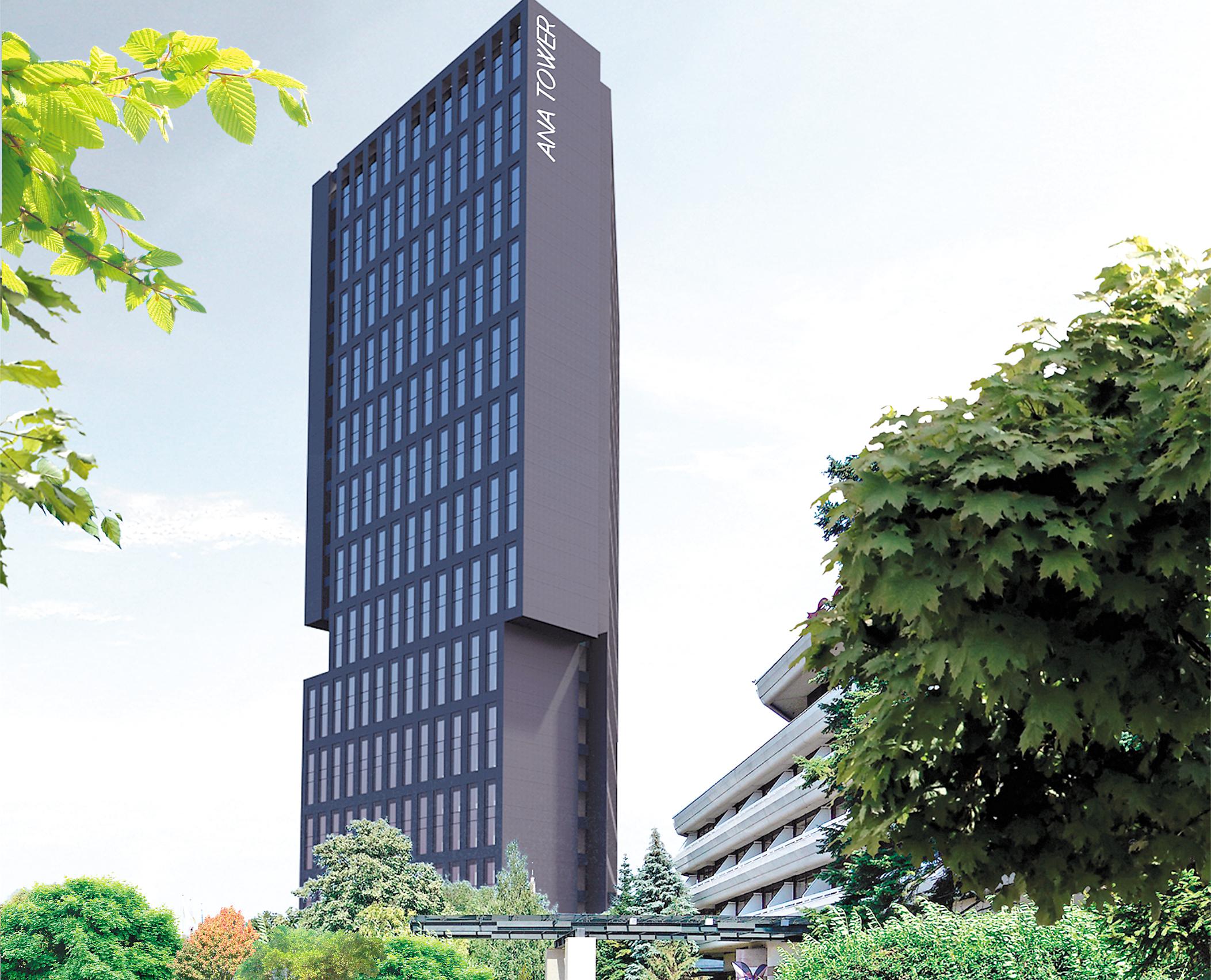George Copos demarează construcţia birourilor Ana Tower din zona Expoziţiei din Capitală, un proiect de 39 mil. euro