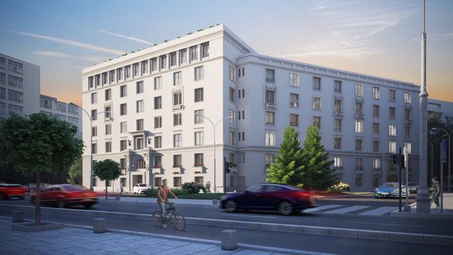 Fostul sediu al Petrom din Bucureşti, preluat de grupul israelian Hagag