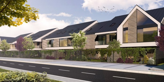 Un nou proiect imobiliar în Nordul Capitalei: Se investesc 2 milioane de euro într-un ansamblu de case