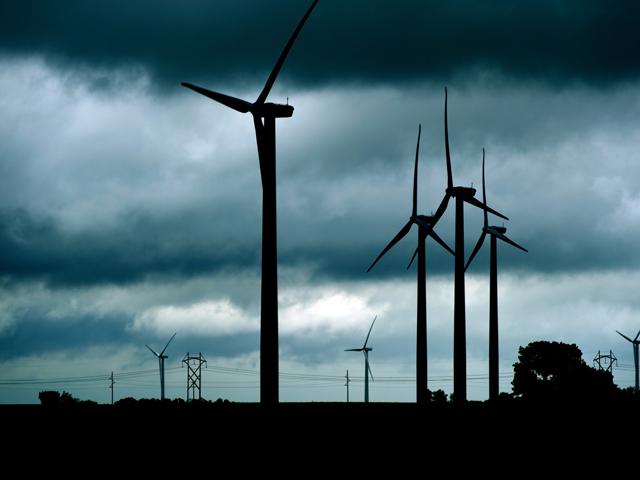 Câtă energie au produs eolienele din România în cele două zile de furtună