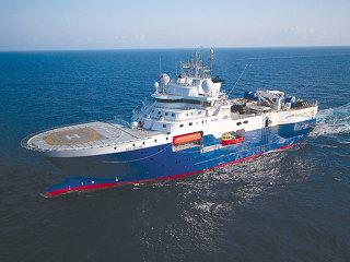 Geo Celtic este nava cu care s-a deschis sezonul de foraj în Marea Neagră. Cu un echipaj de 50 de oameni, nava a fost adusă de Petrom pentru a face o radiografie pentru 3.000 de kilometri pătraţi din perimetrul Neptun. Datele culese de această navă au fost interpretate şi pe baza acestora s-a luat decizia forării primei sonde de explorare, Domino-1.