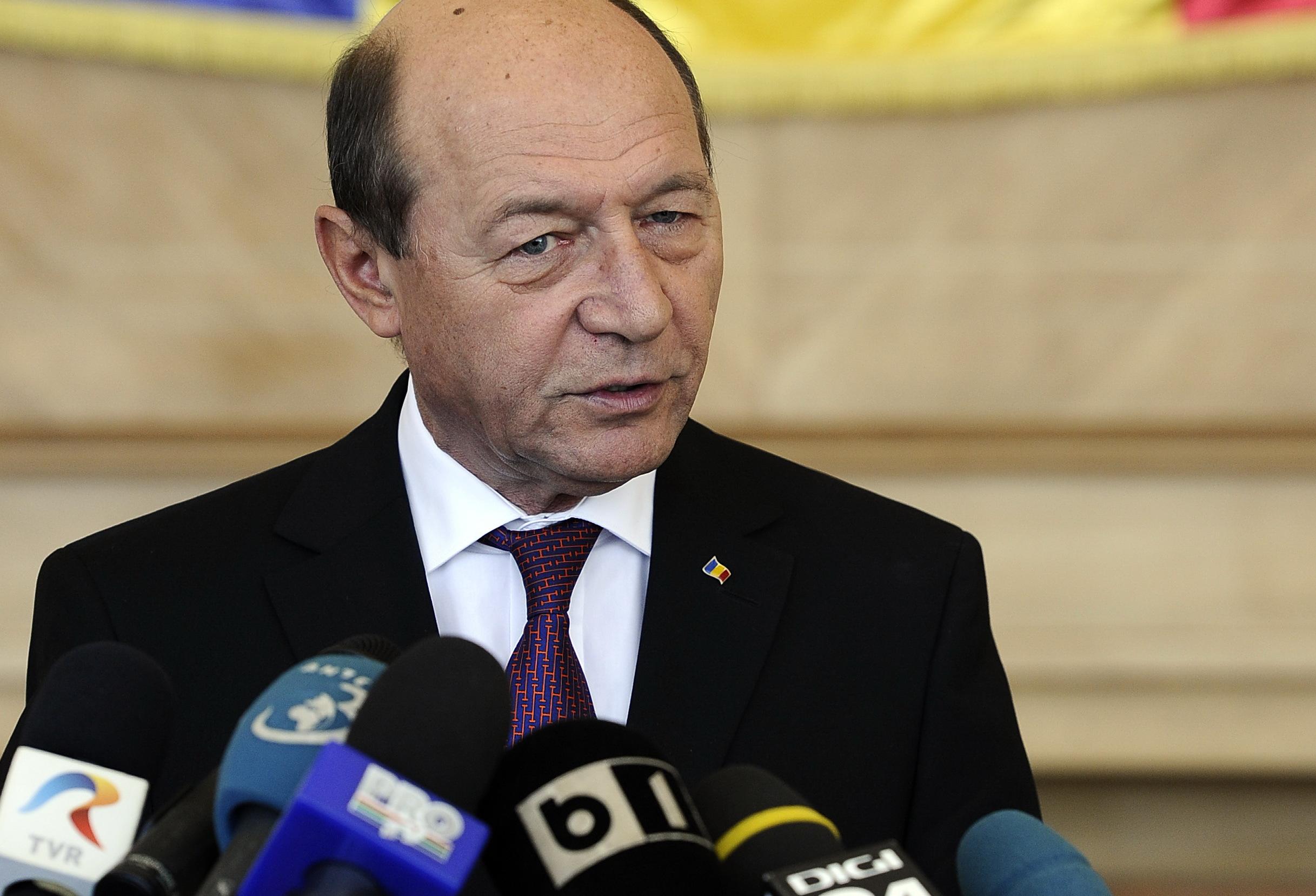 Traian Băsescu: OMV Austria ne va fi partener atât timp cât interesul României e servit cu prioritate. Grupul austriac este principalul acţionar al Petrom