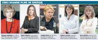Petrol şi electroni la feminin: cine sunt cele cinci doamne din energie care conduc afaceri de 7,5 miliarde de euro