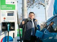 """În Bucureşti apar 6 staţii electrice Petrom-Electrica. """"În zece ani, mobilitatea se va baza tot pe petrol, dar ne completăm serviciile"""""""