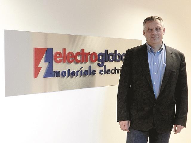 """Antreprenori locali. Clujenii de la Electroglobal au bugetat afaceri în creştere cu 10%. """"Piaţa pe care activăm este dependentă de investiţiile în tehnologie"""""""