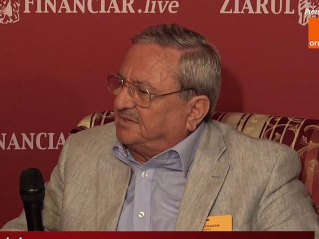 Emanuel Babici, Uzinsider: Am scăpat din mână problema producţiei de oţel din România. Oţelul este cel care dictează nivelul de industrie din orice ţară