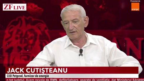 VIDEO ZF Live. Jack Cutişteanu, Petprod: Creşterea preţurilor la energia electrică este numai consecinţa unor manevre pe piaţa liberă