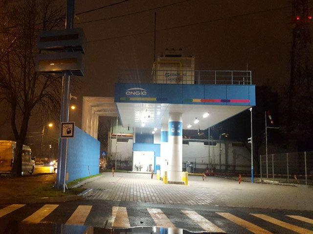 ENGIE: Investiţia într-o staţie de gaz natural comprimat poate ajunge la 0,7 mil. euro. Durata de realizare este comparabilă cu cea a unei benzinării