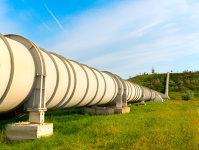 Merkel vrea o industrie GNL pentru a reduce dependenţa Germaniei de gazele ruseşti