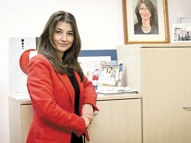 Altex şi-a luat director de marketing cu experienţă în telecom. Cristina Costăchescu a lucrat 15 ani în Romtelecom