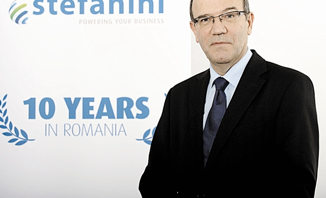 Stefanini: Rom�nia nu are momentan rival �n regiune pe piaţa de outsourcing