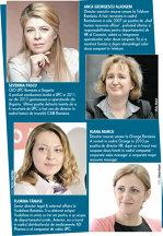Femeile câştigă treptat teren în industria IT&C pentru poziţiile de conducere