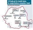 """Harta hub-urilor din România, """"centrele"""" în care s-ar putea naşte următorul Gecad, Bitdefender sau LiveRail"""