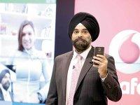 """Vodafone: Suntem într-o etapă de investiţii, cererea pentru servicii este """"foarte puternică"""""""