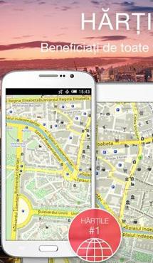 Aplicaţia zilei: Maps.ME