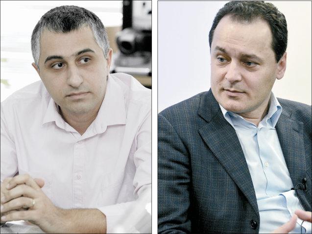 """Radu Apostolescu, co-fondator eMag, investitor în Vector: """"Sunt foarte încrezător că Vector poate face istorie. Întrebare retorică: Copiii noştri oare ce fel de ceasuri preferă sau vor prefera?""""  Marius Ghenea, Investment Director în cadrul 3TS Catalyst România: """"Vector este probabil cel mai important proiect de tehnologie pornit recent din România"""""""