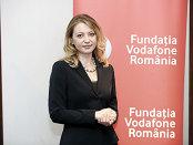 Vodafone prelungeşte până în 2020 mandatul de administrator al Florinei Tănase