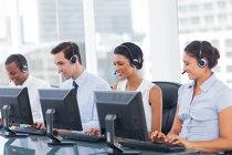 Furnizorul local de servicii de call-center Blue Point a trecut de pragul de 11 milioane de lei cifră de afaceri