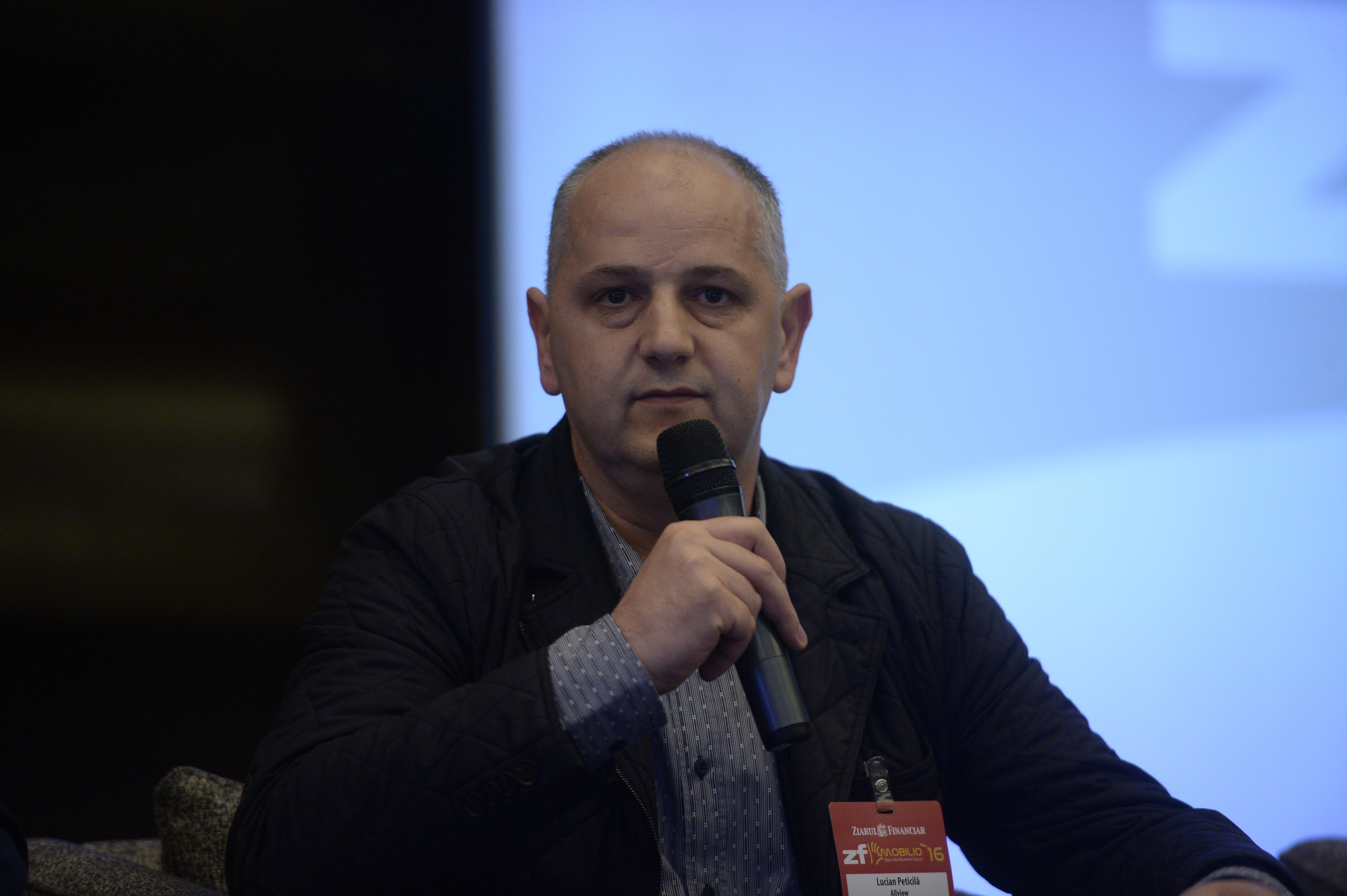 Lucian Peticilă, Allview: Estimăm o creştere de 10% a cifrei de afaceri