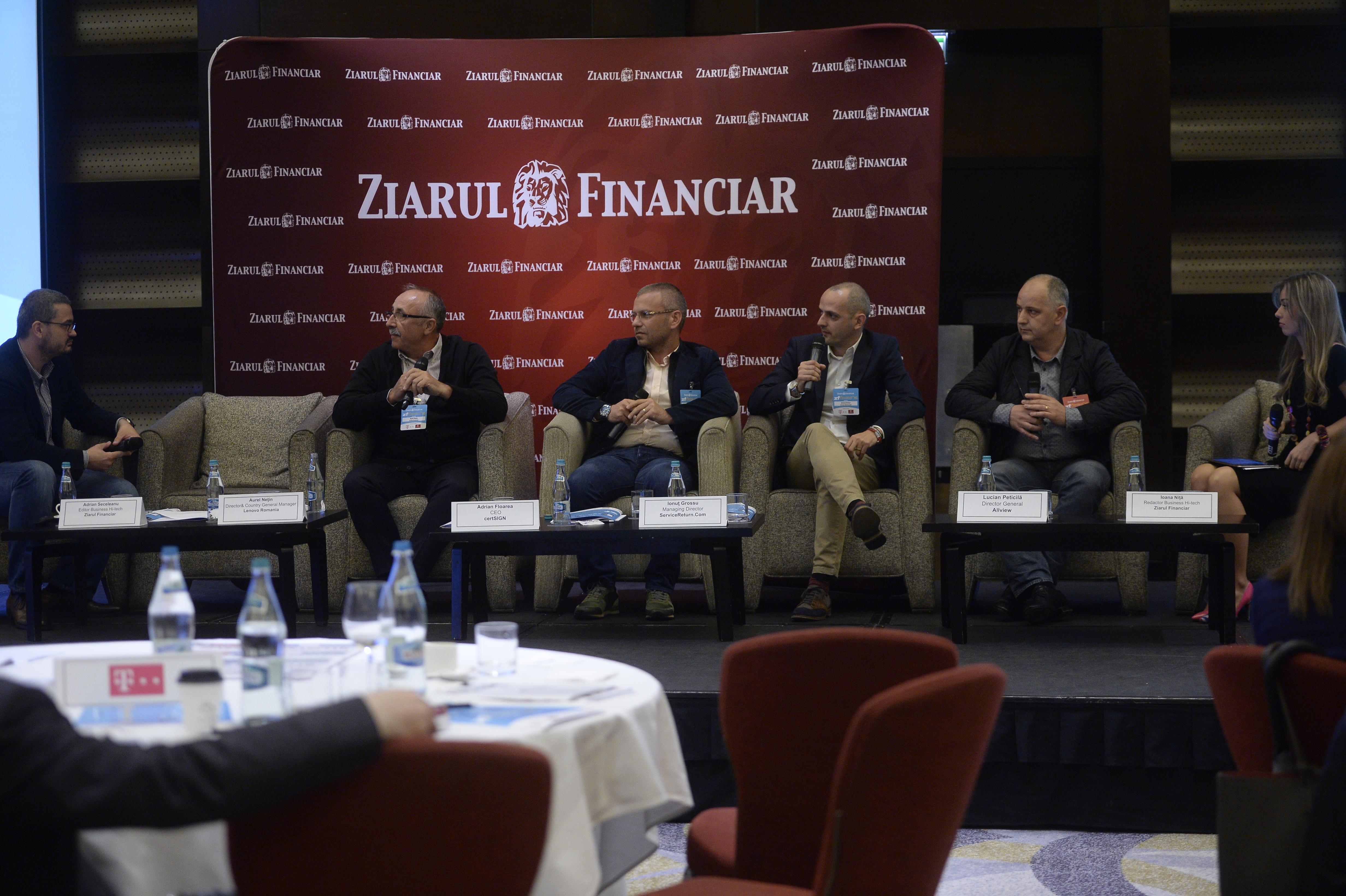 Ionuţ Grossu, Service-Return.Com: Companiile încep să caute beneficiile personalizate de service
