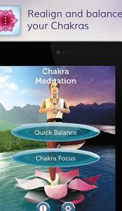 Aplicaţia zilei: Chakra Meditation