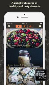 Aplicaţia zilei: Healthy desserts by Green Kitchen