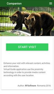 Aplicaţia zilei: Virtual guide - Sibiu Zoo