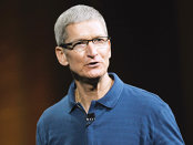 Tim Cook a câştigat 36 milioane de dolari din vânzarea unui pachet de acţiuni Apple
