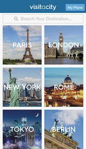Aplicaţia zilei: Visit A City