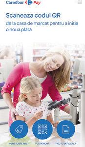 Aplicaţia zilei: Carrefour Pay