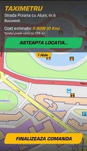 Aplicaţia zilei: Street Taxi Orders