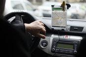 Uber: Comenzile din Bucureşti au crescut cu 75% de când au început ninsorile