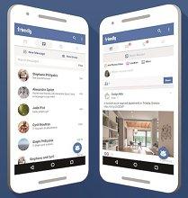 Aplicaţia zilei: Friendly for Facebook