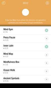 Aplicaţia zilei: MHK Meditation and Mindfulness