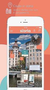 Aplicaţia zilei: Storia - Anunturi Imobiliare